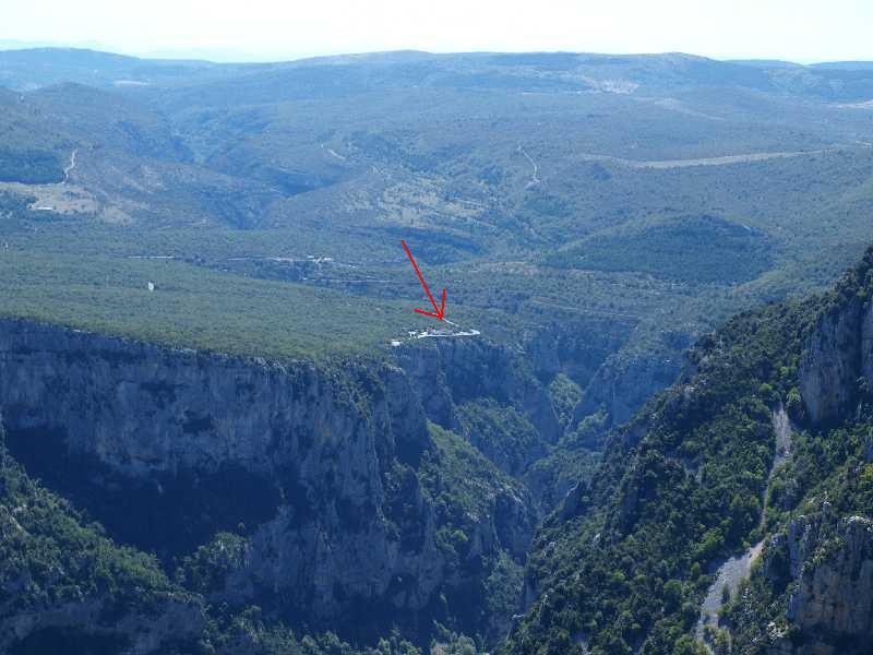 [CR] Gorges du Verdon, par la route des crêtes 29/08/2010 P8290118