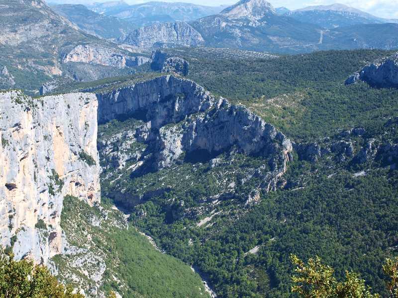 [CR] Gorges du Verdon, par la route des crêtes 29/08/2010 P8290119