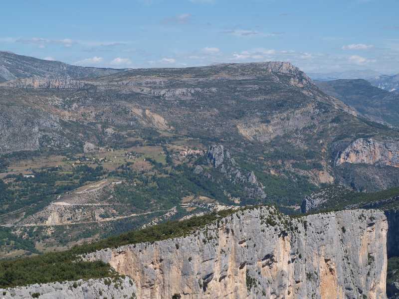 [CR] Gorges du Verdon, par la route des crêtes 29/08/2010 P8290121