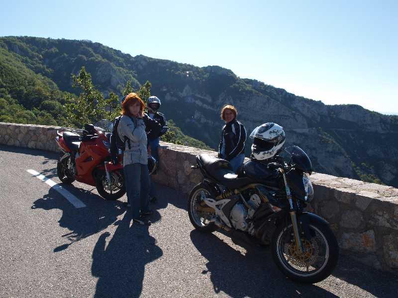 [CR] Gorges du Verdon, par la route des crêtes 29/08/2010 P8290126