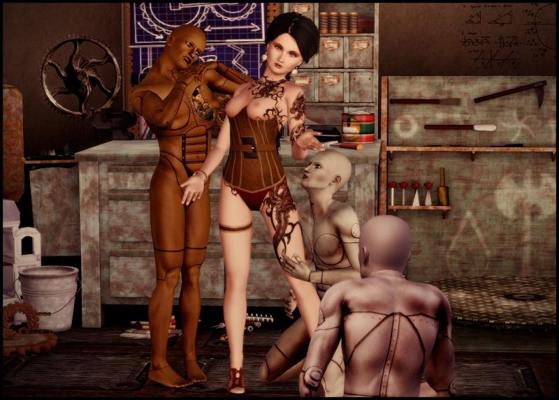 [Créations diverses] Isisaur - Page 11 La_dam11