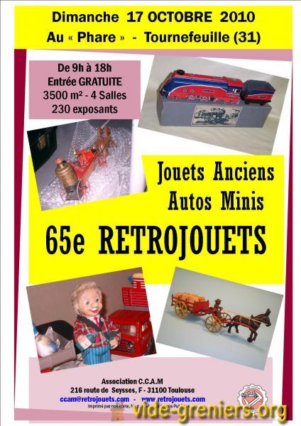 65° rétro jouets à TOURNEFEUILLE (31) 4021110