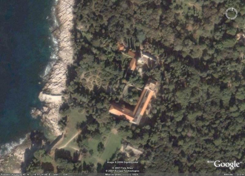 Ïle de Lokrum, Mer Adriatique Monast11