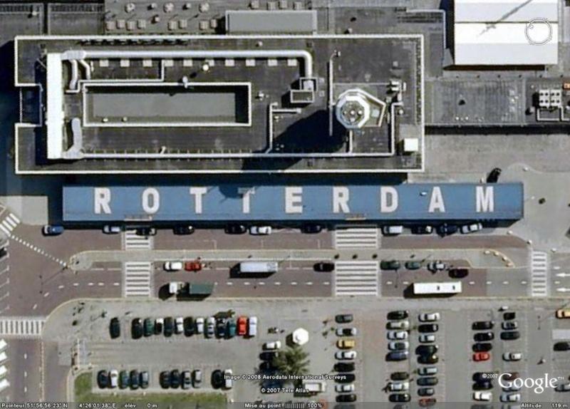 Les inscriptions et écritures sur aérodromes et aéroports Rotter10