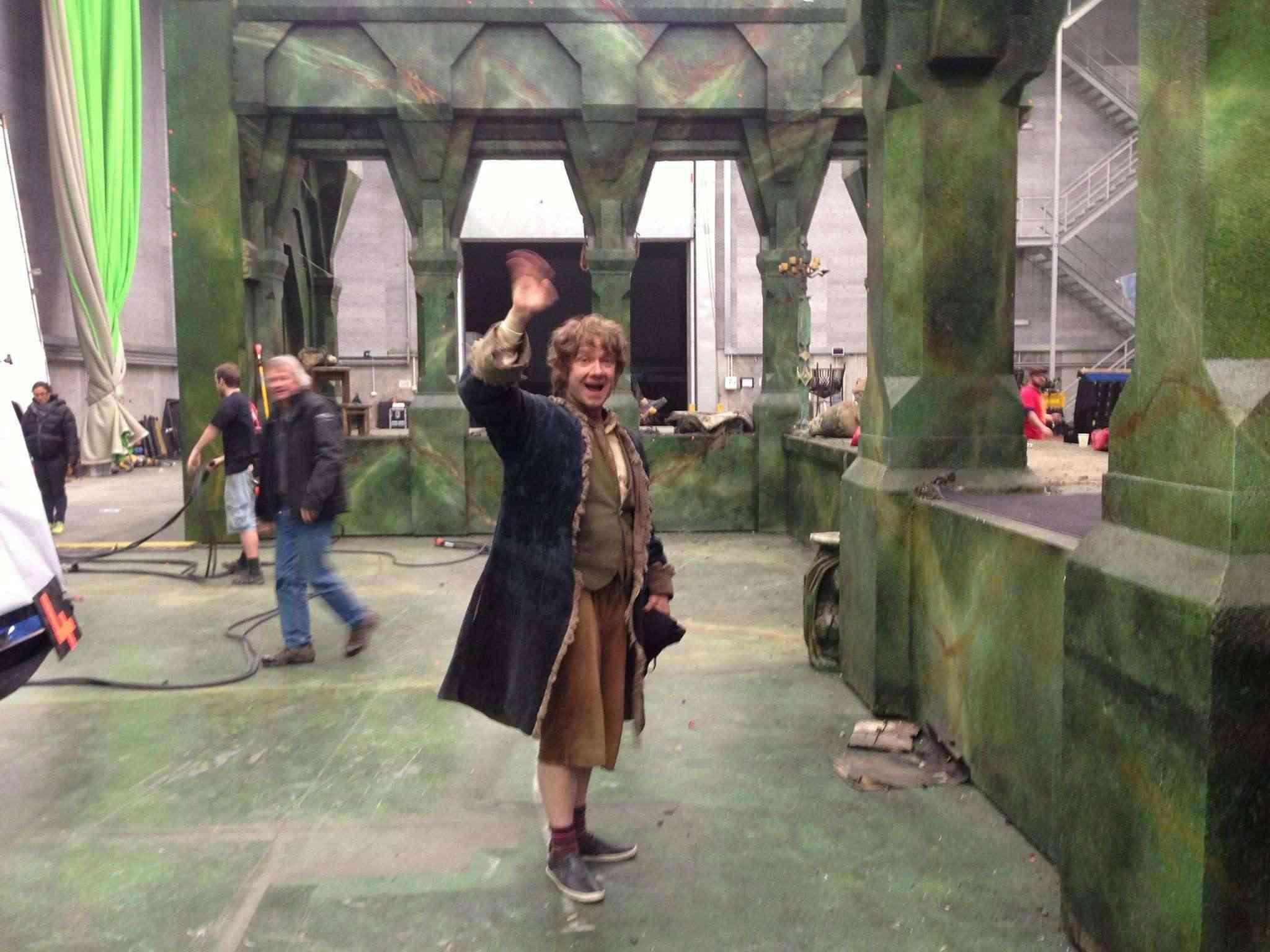 Le Seigneur des Anneaux / The Hobbit #3 Peter_12