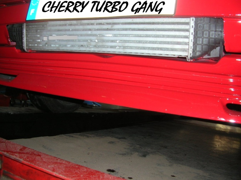 The ... CHERRY TURBO GANG... ! Cherry28