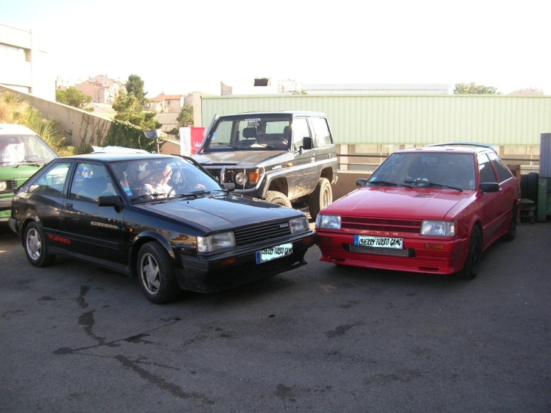 The ... CHERRY TURBO GANG... ! Cherry43