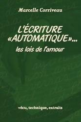 L'ÉCRITURE « AUTOMATIQUE » ... les lois de l'amour. 64387810