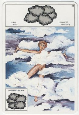 Les Cartes 31 - 38 - 39 - 40 / LA STATUAIRE GRECQUE Oracle15