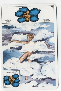 Les Cartes 31 - 38 - 39 - 40 / LA STATUAIRE GRECQUE Oracle18
