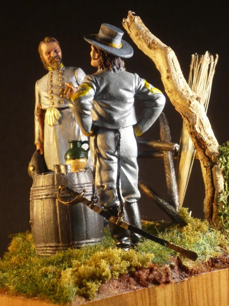 GB Paddyfigurine: Sergent de cavalerie confédérée  - Page 2 Figuri17