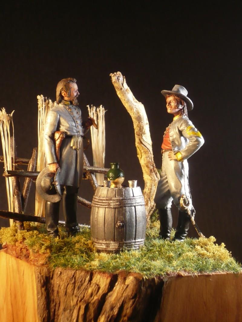 GB Paddyfigurine: Sergent de cavalerie confédérée  - Page 2 Figuri18