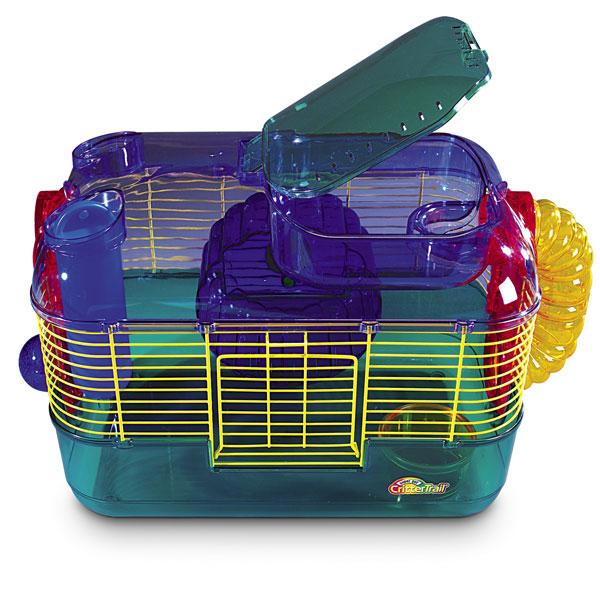 vds cage hamster pas cher+echange 10_cri10