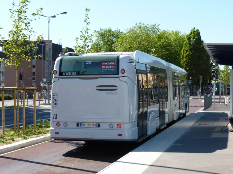 [Matériel] Irisbus Créalis Neo 18 (TEOR) - Page 5 17-08-10