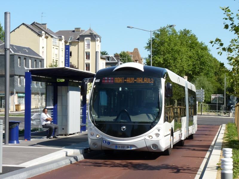 [Matériel] Irisbus Créalis Neo 18 (TEOR) - Page 3 17-08-12