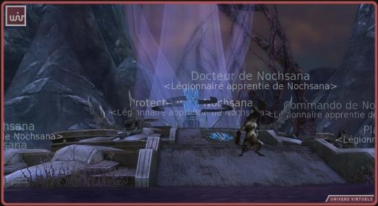 Guide Instance - NOSCHANA Artefa10