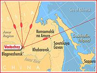 Le cosmodrome de Vostotchnyi - Page 3 Vostoc10