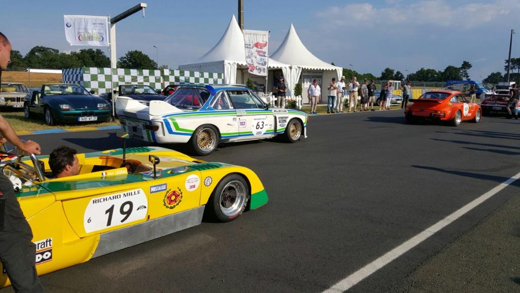 LMC(Le Mans Classic) 2018 20180710