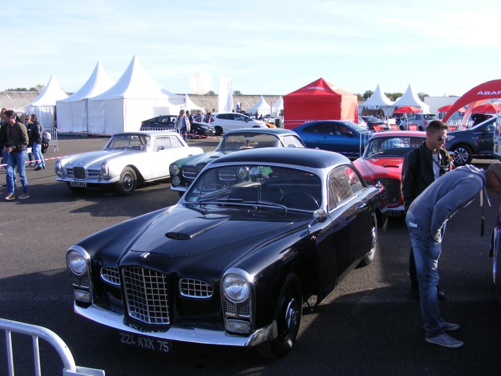 Les Grandes Heures de l'Automobile 2018  Dscf4434