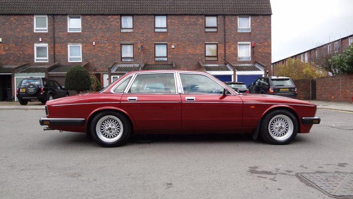 Daimy(Daimler XJ40 1993 4L 226cv ) - Page 6 Profil10