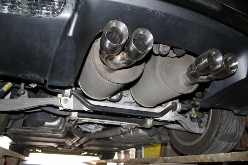 BORLA S-Type II : un tigre dans le moteur de ma C6!!! Img_4115