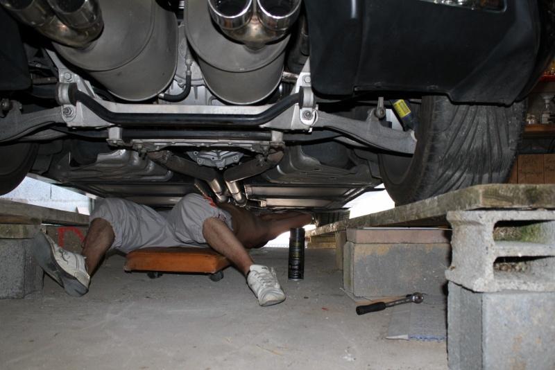 BORLA S-Type II : un tigre dans le moteur de ma C6!!! Img_4116