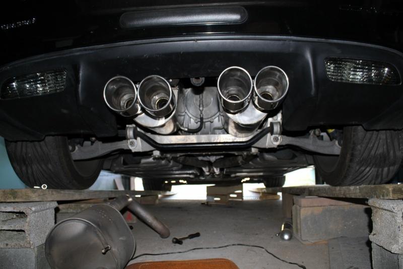 BORLA S-Type II : un tigre dans le moteur de ma C6!!! Img_4118