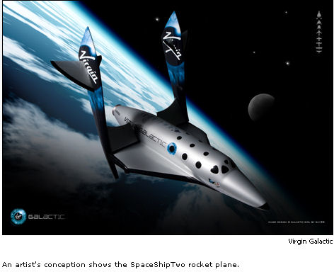 SpaceShipTwo / White Knight 2 Space_10