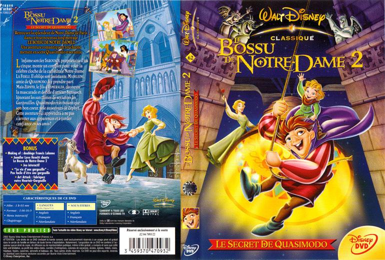 [DisneyToon Studios] Le Bossu de Notre-Dame 2 : Le Secret de Quasimodo (2002) Bossud10