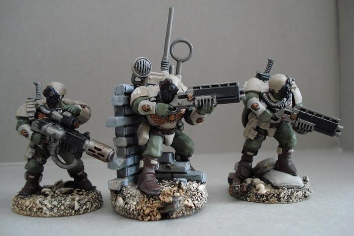 La garde impériale de Tassilius Dsc03113
