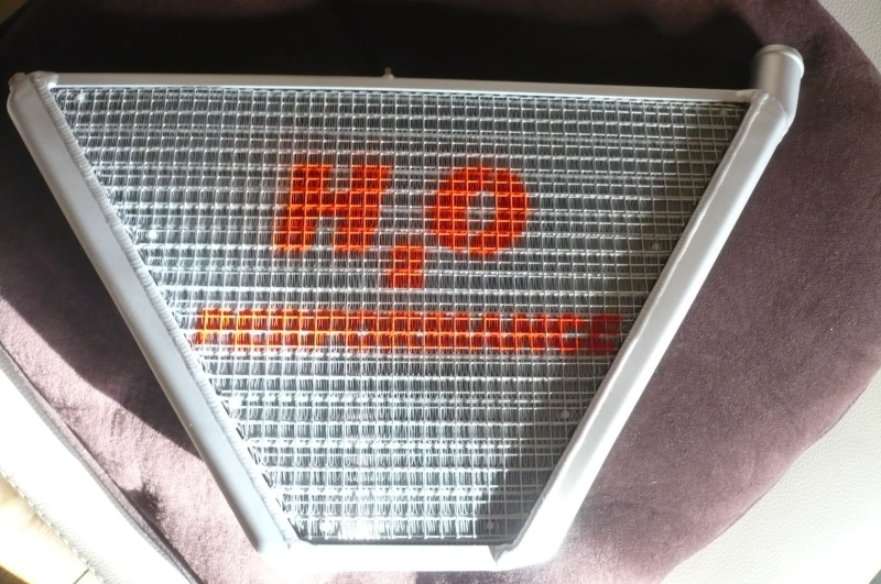 RADIATEUR ADDITIONNEL H2O Radiat11