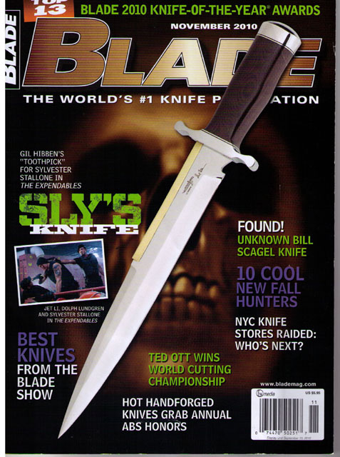 Les couteaux du film the Expendables Bladec10