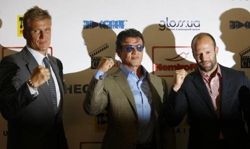 Promo ukrainienne pour sly , dolph et jason (07-08-2010) Kievuk11