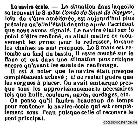 Histoire des navires-écoles de l'Association Maritime Belge - Page 2 1904_132