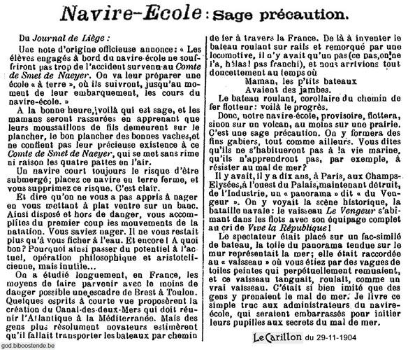 Histoire des navires-écoles de l'Association Maritime Belge - Page 2 1904_136