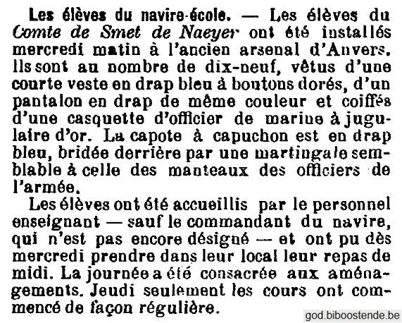 Histoire des navires-écoles de l'Association Maritime Belge - Page 2 1904_137