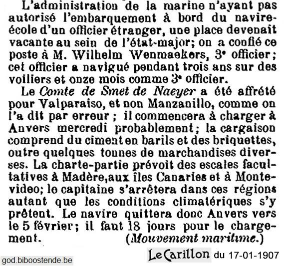 Histoire des navires-écoles de l'Association Maritime Belge - Page 2 1905_013