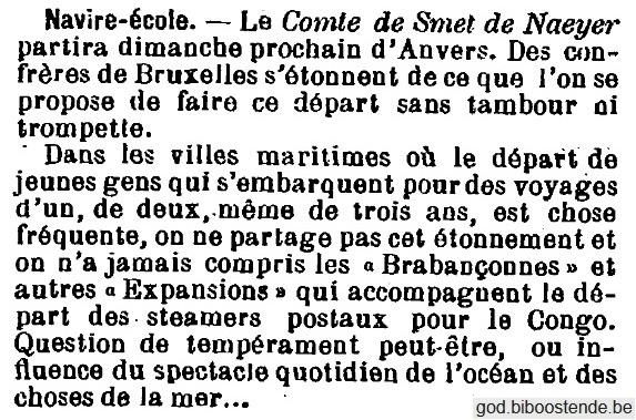 Histoire des navires-écoles de l'Association Maritime Belge - Page 2 1905_017