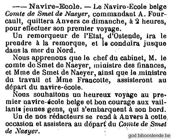 Histoire des navires-écoles de l'Association Maritime Belge - Page 2 1905_018