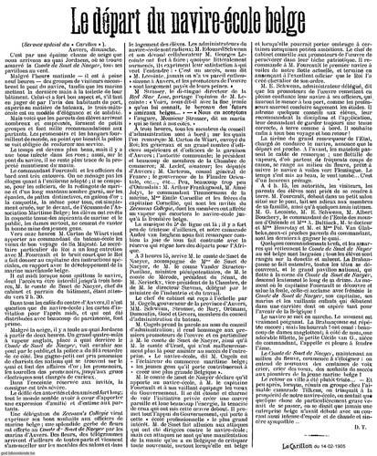 Histoire des navires-écoles de l'Association Maritime Belge - Page 2 1905_020