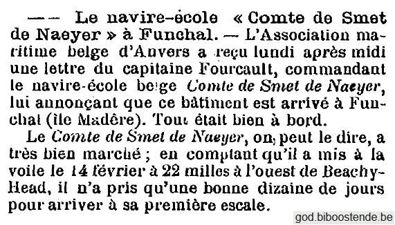 Histoire des navires-écoles de l'Association Maritime Belge - Page 2 1905_023
