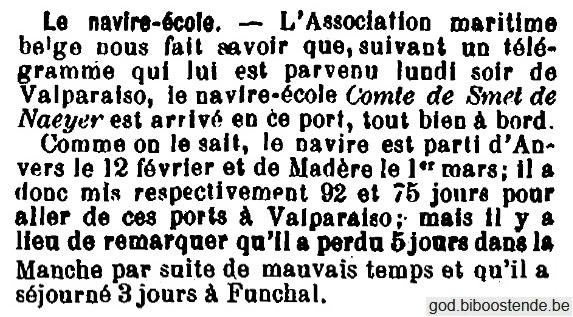 Histoire des navires-écoles de l'Association Maritime Belge - Page 2 1905_033