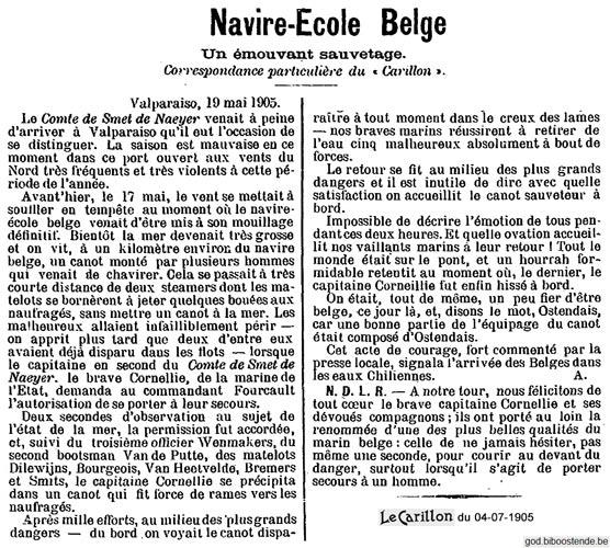 Histoire des navires-écoles de l'Association Maritime Belge - Page 2 1905_038