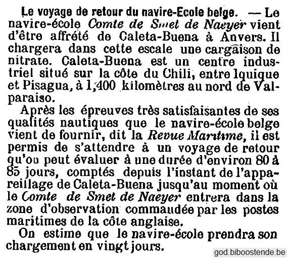 Histoire des navires-écoles de l'Association Maritime Belge - Page 2 1905_039