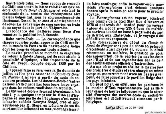 Histoire des navires-écoles de l'Association Maritime Belge - Page 2 1905_043