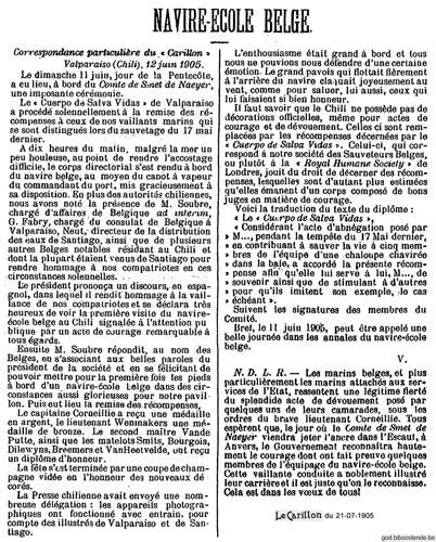Histoire des navires-écoles de l'Association Maritime Belge - Page 2 1905_045