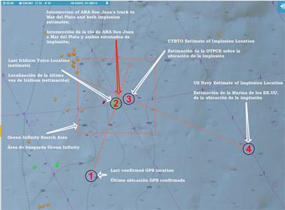 Recherche du sous-marin argentin disparu: les news (3) - Page 2 39586413