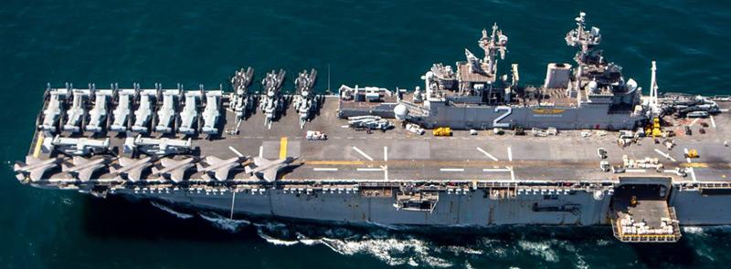 Amphibious assault ship (LHA - LHD - LPD) - Page 5 41432410