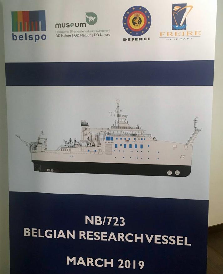 Remplacement du navire de recherche océanographique BELGICA - Page 6 55604810