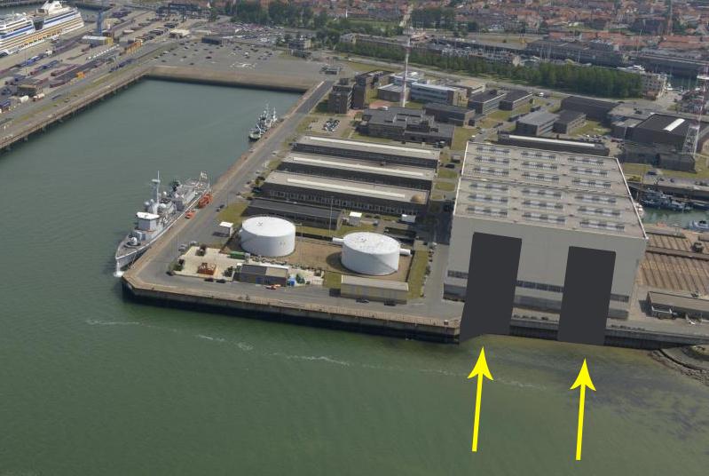 Réaménagement de la base navale de Zeebrugge - Page 3 B9710710